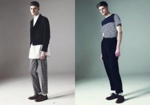 Collection High Waisted Pants Men Pictures - Reikian