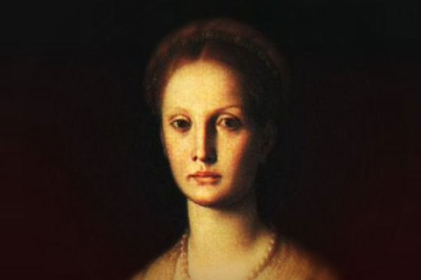 Elizabeth Bathory Portrait