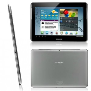 A modern and beautiful design for an Android tablet