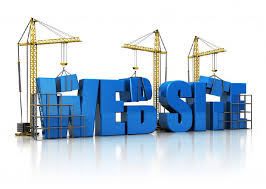 a website in cosntruction