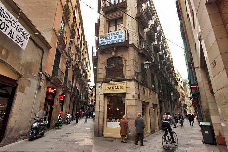 an impressive quarter to visit during your journey to Barcelona