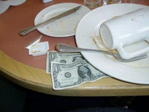 no tipping in Japanese restaurants