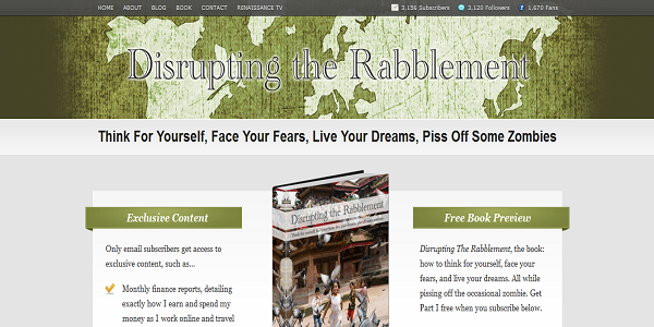 Disrupting the Rabblement
