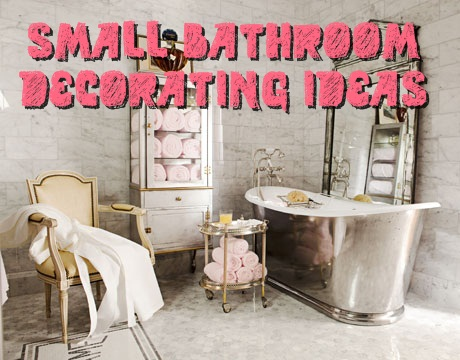 15 Bathroom Decorating Ideas for Small Apartments