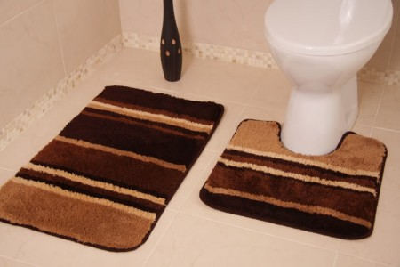 bathroom decorating ideas carpet