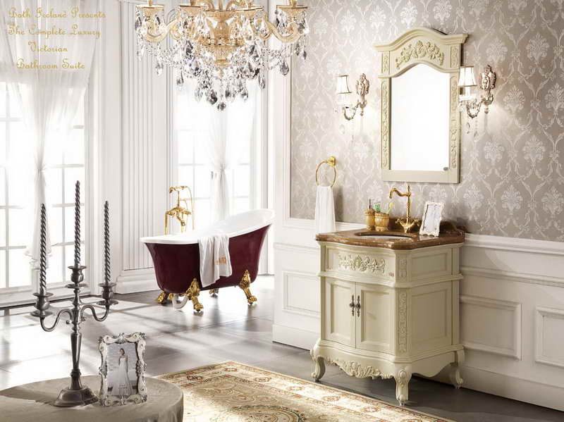 15 bathroom decorating ideas for small apartments for Paris inspired bathroom ideas