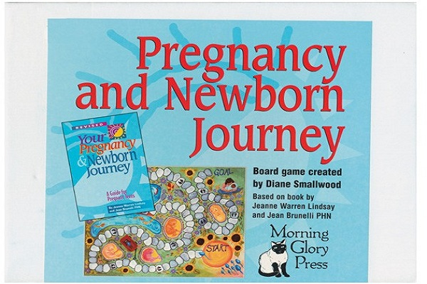 pregnancy boardgame