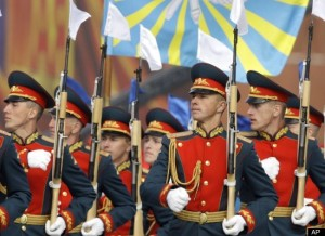 working uniforms russian military