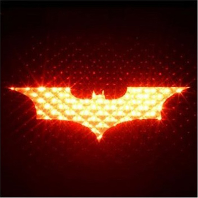 Batman Begins Brake Light cover