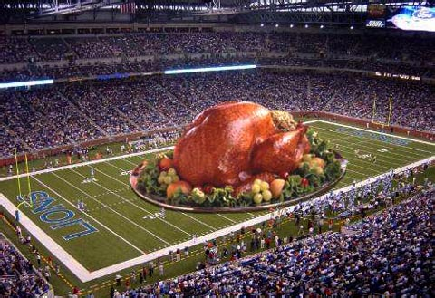 Thanksgiving detroit