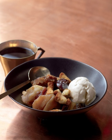 apple brandy brown betty