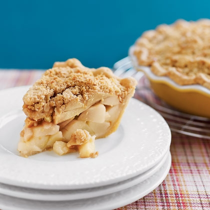 maple heaven pear pie