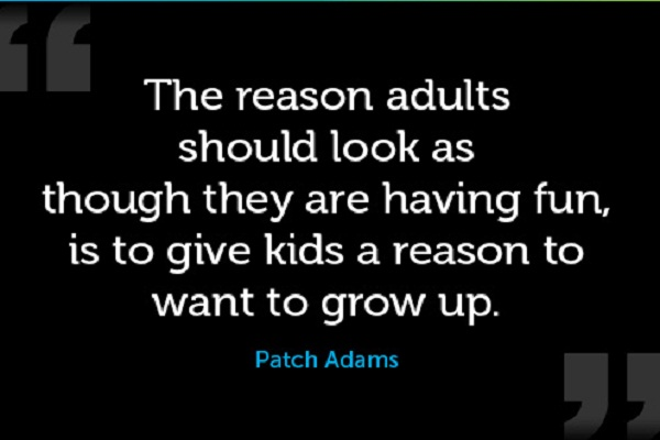 Poem from the movie patch adams