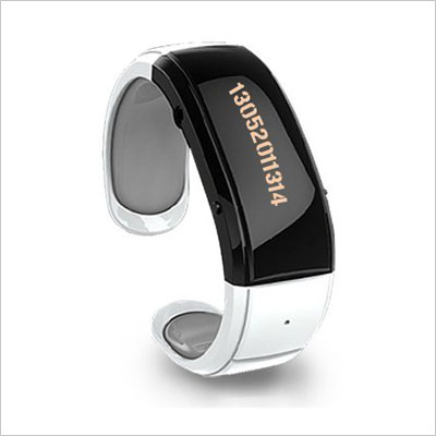 Bluetooth Smart Wristband Lady Watch