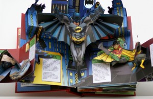 DC Super Heroes The Ultimate Pop Up Book
