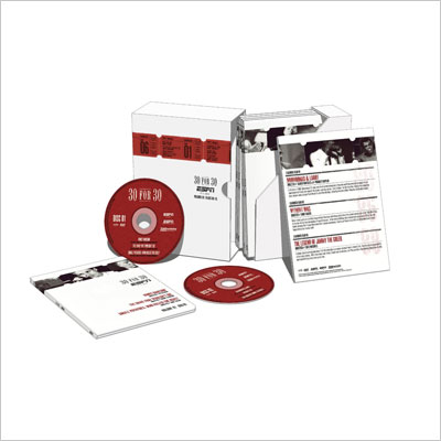 ESPN 30 for 30 Gift Set Collection Season I