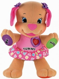 Fisher Price Laugh and Learn Love to Play Sis