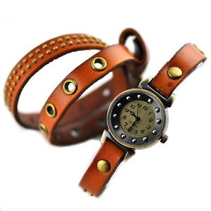 Women's Watch Cool Punk Belt
