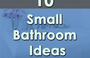 10 Small Bathroom Ideas