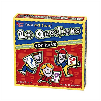 20 Questions for Kids