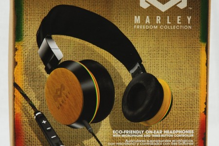 The House of Marley Stir It Up On-Ear Headphones