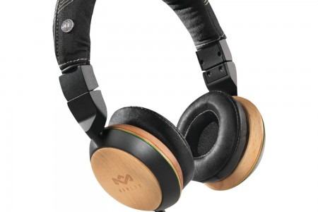 House of Marley Stir It Up On-Ear Headphones