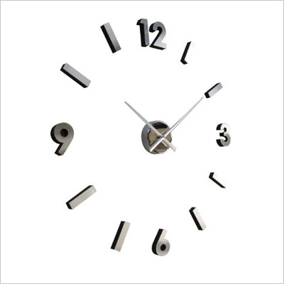 Do It Yourself Aluminum Clock