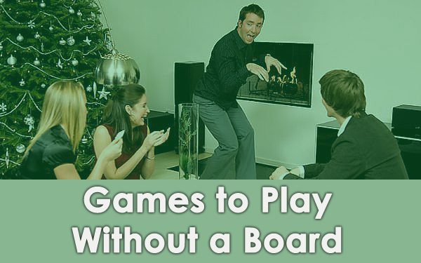 10 Games to Play Without a Board (Rules Included)