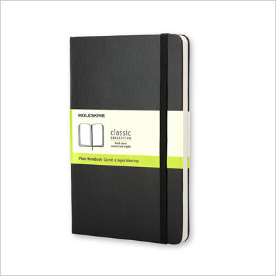 Moleskine Classic Notebook Valentine's Gifts