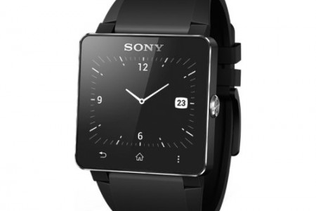 Sony Smart Watch SW2 for Android Phones