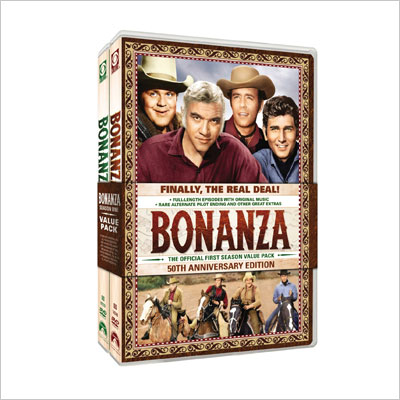 Bonanza Season 1-50th Anniversary Edition