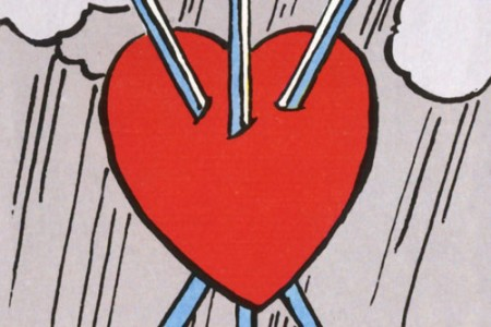 10 Tarot Cards that Predict Your Love Life