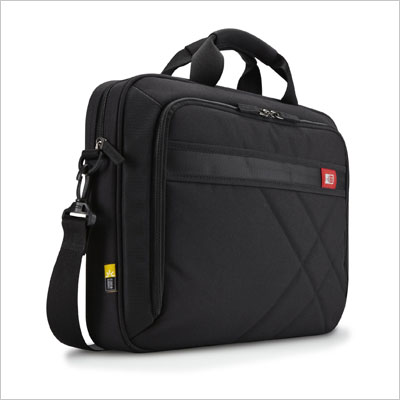 Case Logic DLC-115 15.6-Inch Laptop and Tablet Briefcase