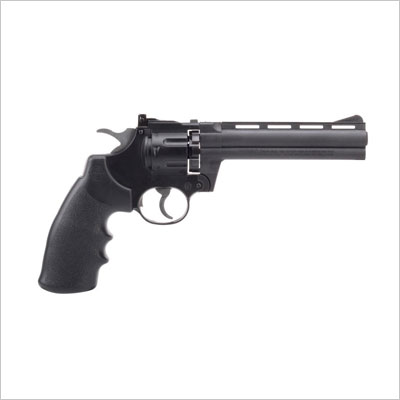Crosman Vigilante Semi-Auto CO2 Powered Pellet Revolver