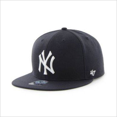 MLB Men's New York Yankees Cooperstown 400 Snapback Cap