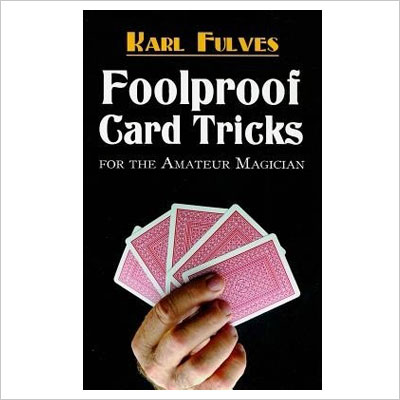 MMS Foolproof Card Tricks by Karl Fulves - Book