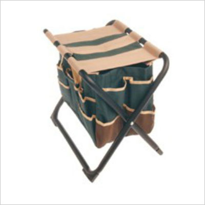 MintCraft Folding Garden Stool
