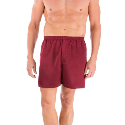 100% Silk Boxer Shorts