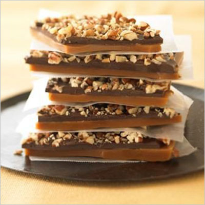 Homemade English Butter Toffee