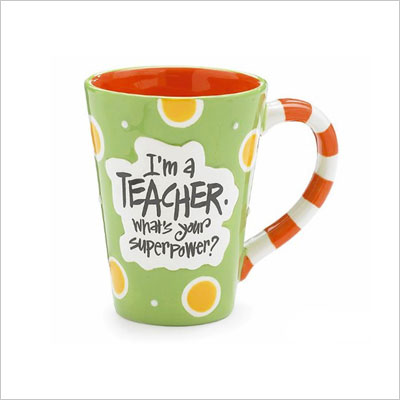 I'm A Teacher, What's Your Super Power? Coffee Mug