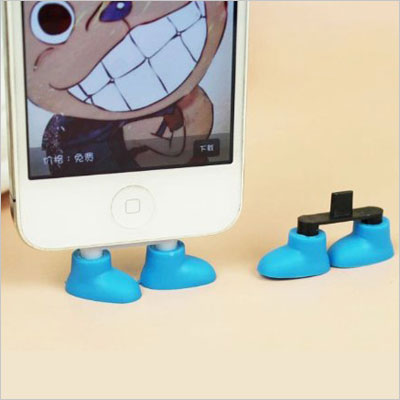 Shoes iPhone Stand