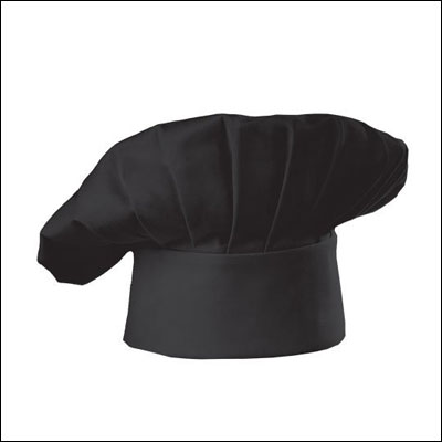 Chef Works BHAT Chef Hat, Black
