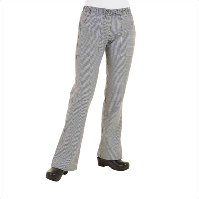 Chef Works WBAW-000 Women's Chef Pants
