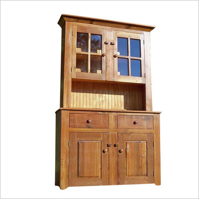 Shaker Hutch and Buffet