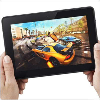 Kindle Fire 8.9inch Display Wi-Fi 16 GB