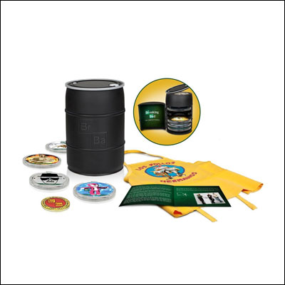 Breaking Bad: The Complete Series (2013 Barrel)
