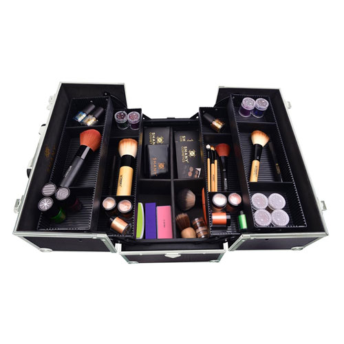 SHANY Essential Pro Makeup Train Case