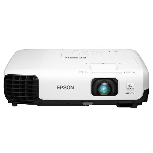 Epson VS230 SVGA 3LCD Projector, 2800 Lumens Color Brightness