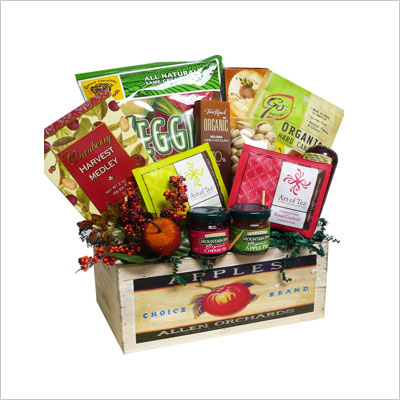Beautiful Gourmet Food and Snacks Gift Set