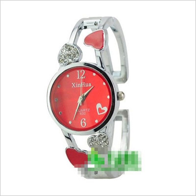Candy Series Stainless Steel Metel Bracelet Watches